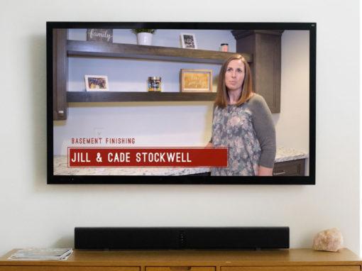 CMH Builders – client testimonial – Stockwell basement